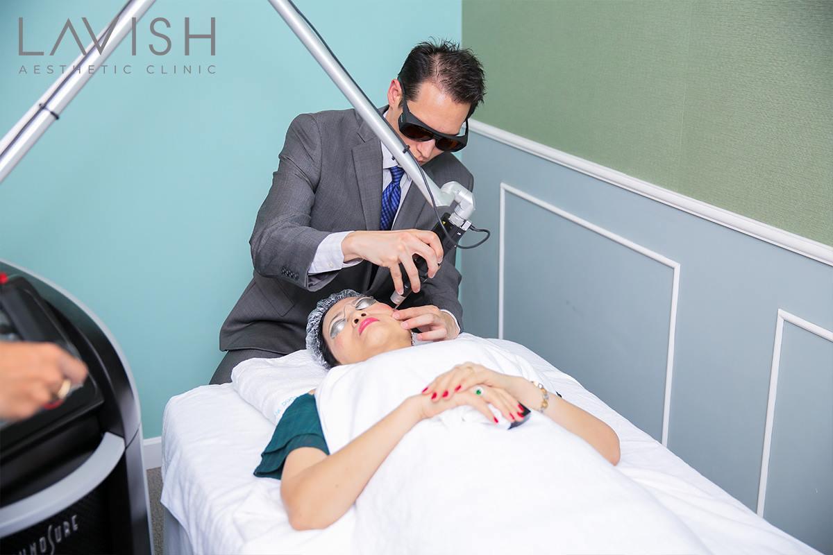 Công nghệ Laser Picosure tại Lavish Aesthetic Clinic