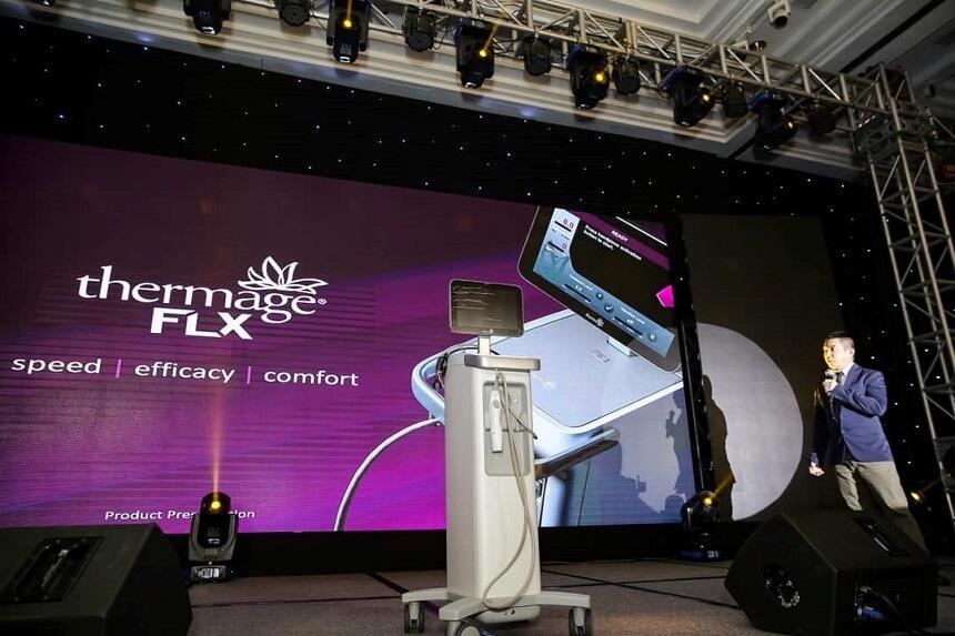 giới thiệu công nghệ thermage flx