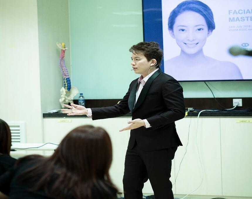 hội thảo tử bác sỹ israr wong