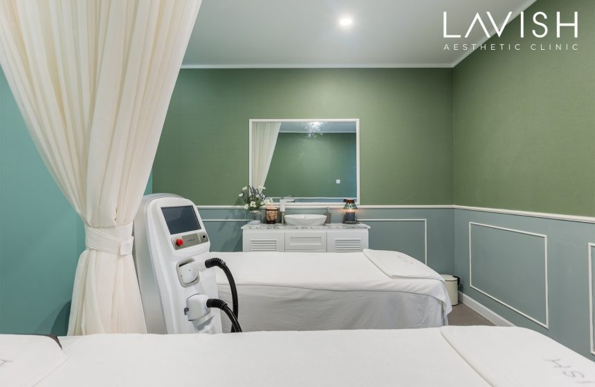 phòng điều trị tại lavish